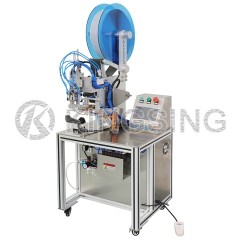 Automatic Nose Foam Attaching Machine
